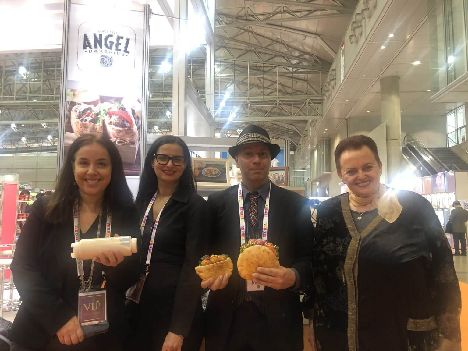 ANGEL Bakeriesの出展 – FOODEX Japan 2019にて