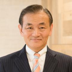ホスピタリティ&グローイングジャパン 代表取締役会長 有本均氏
