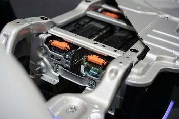 車載用リチウムイオン電池市場,2019年