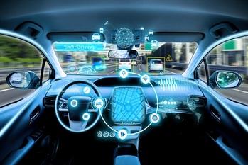 自動運転システム,世界市場,2019年