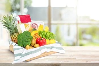 食品宅配市場,2019年