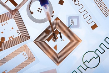 RFIDソリューション市場,2019年