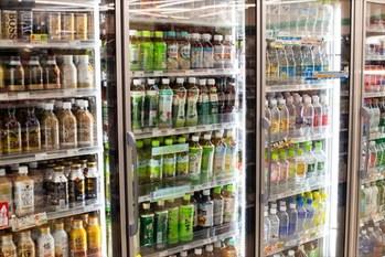 飲料市場,2019年