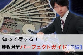 節税対策,パーフェクトガイド,IT編