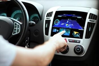 車載用ディスプレイ世界市場,2019年