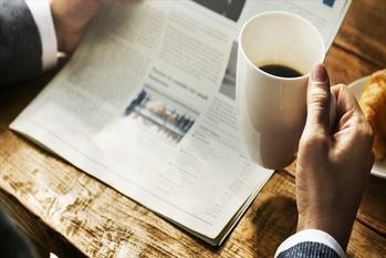 サブスクリプションサービス,新聞,定期購読