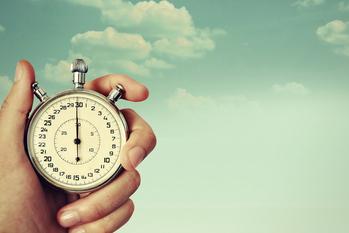期限,時計