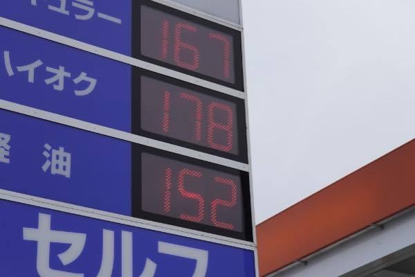 ガソリン高騰、ついに160円を突破!価格が下がらない3つの理由