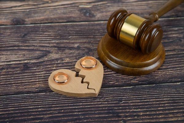 財産分与,離婚