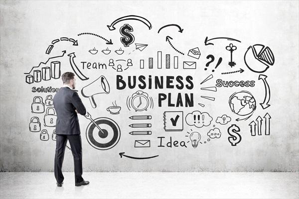 融資を受ける,事業計画書,書き方