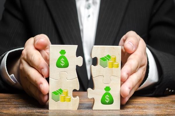 資金調達,3つの方法