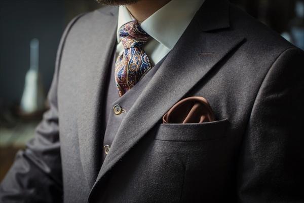 経営者,着る,装う,違い